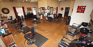 Salon Overview Interior Photo